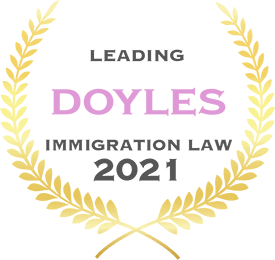 Doyles Immigration Law 2021 Leader